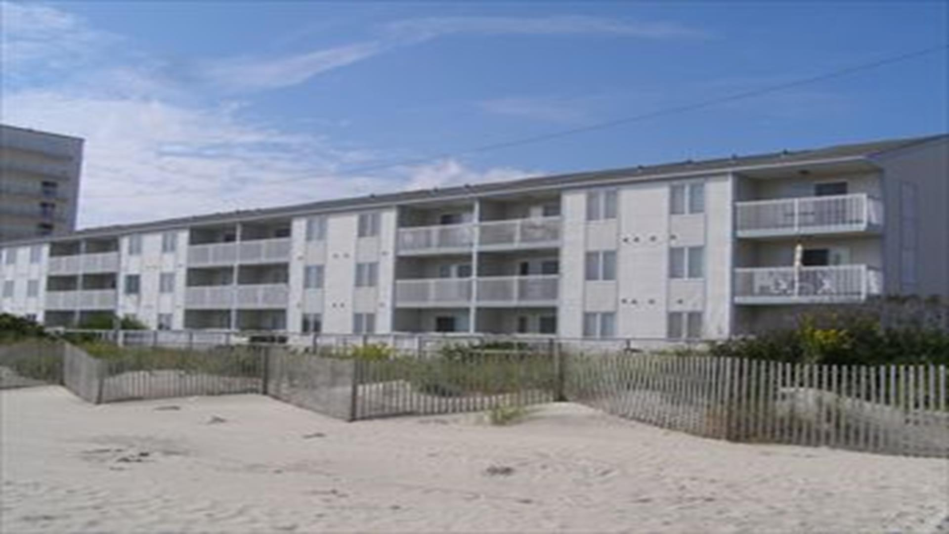 Sea Isle City Beach Front