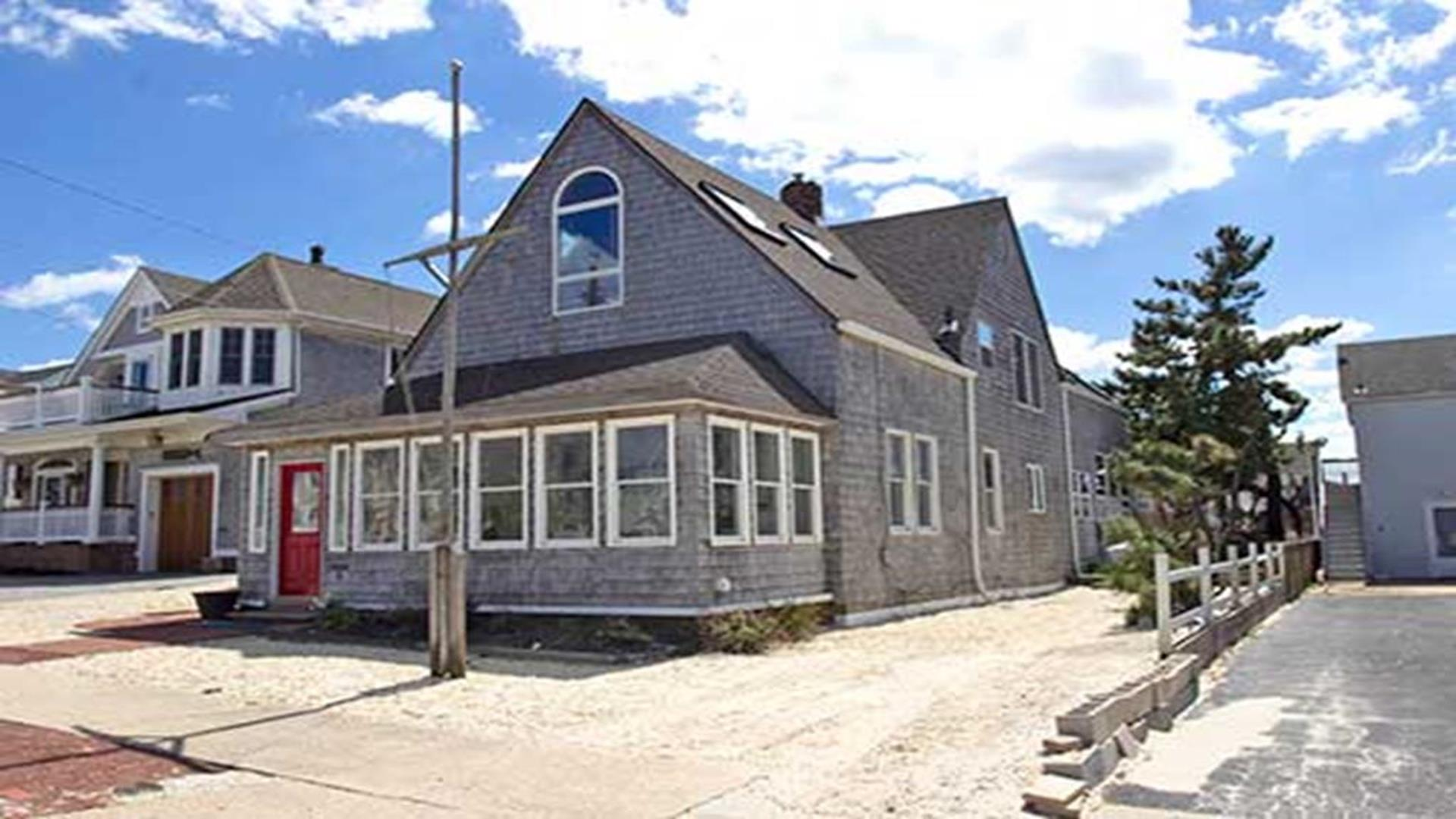 Ocean Side Home in Lavallette