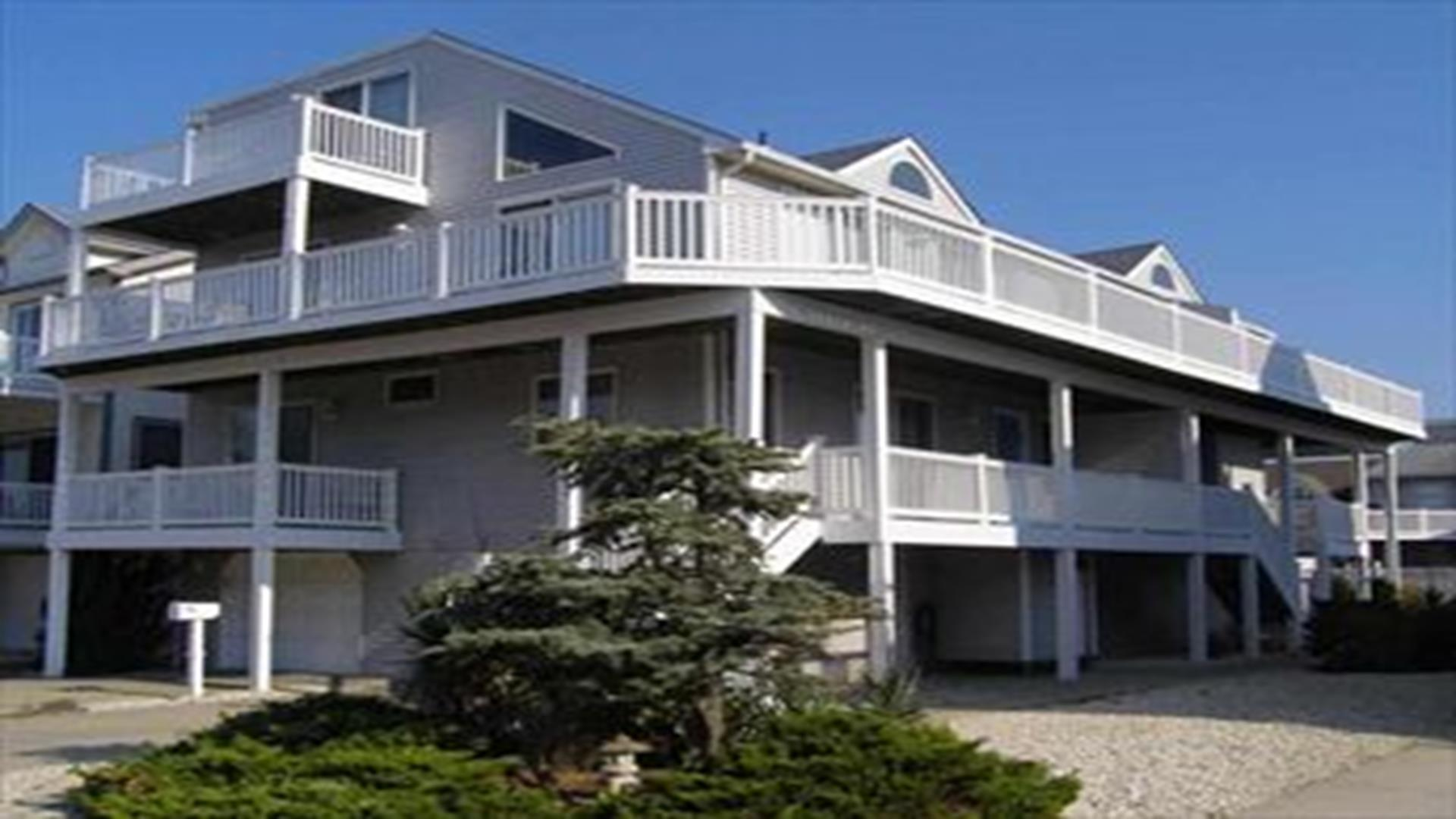 Sea Isle City Beach Block